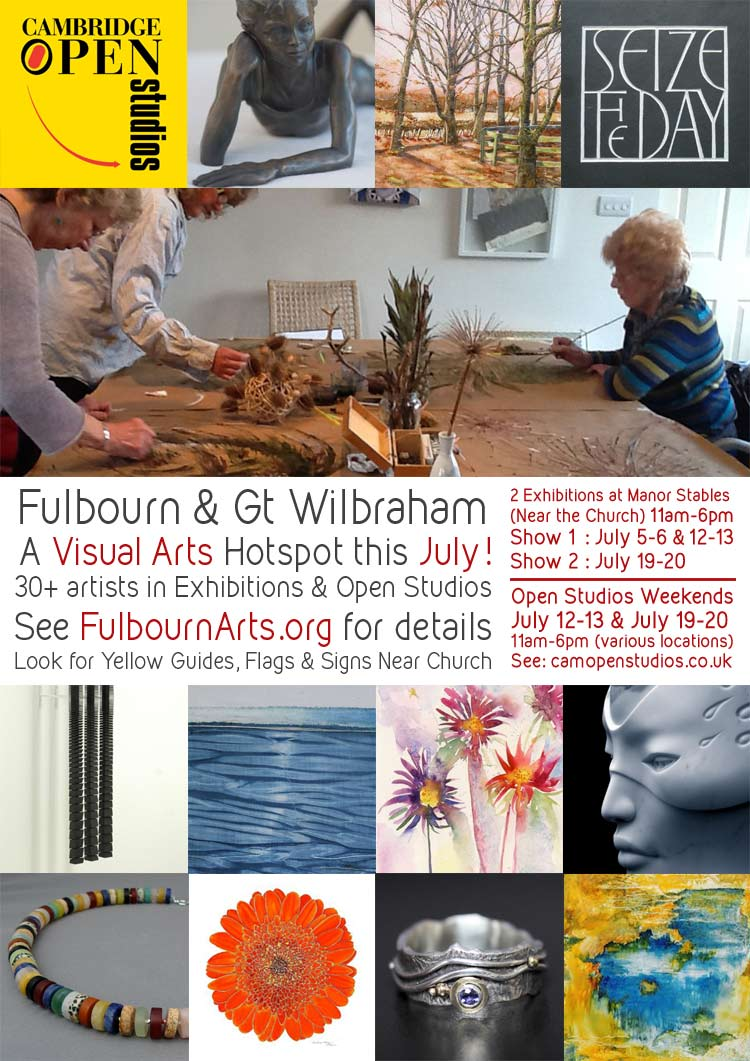 Open Studios in Fulbourn