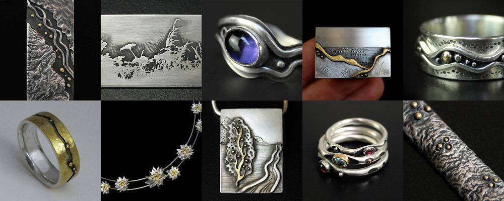 Best work of 2014 - Jewellery by Abi Cochran