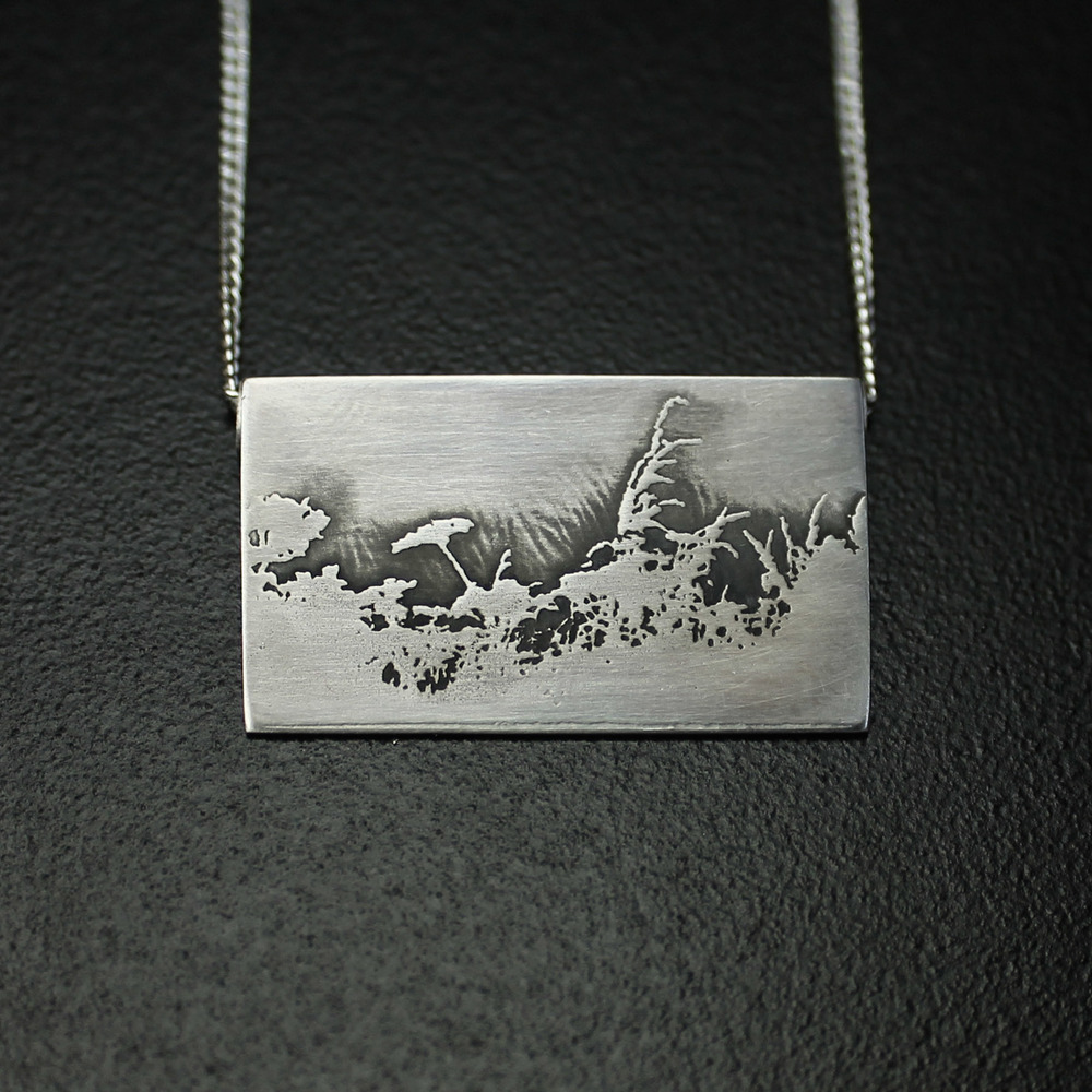 Meadow In The Moat Pendant