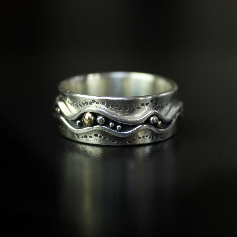 Anniversary Spinner Ring