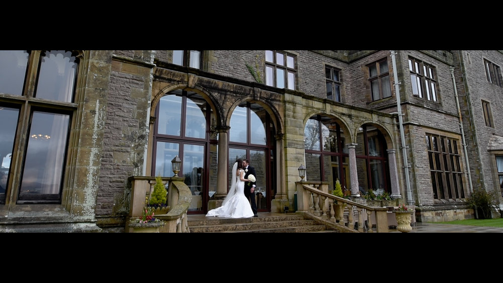 Armathwaite Hall Wedding