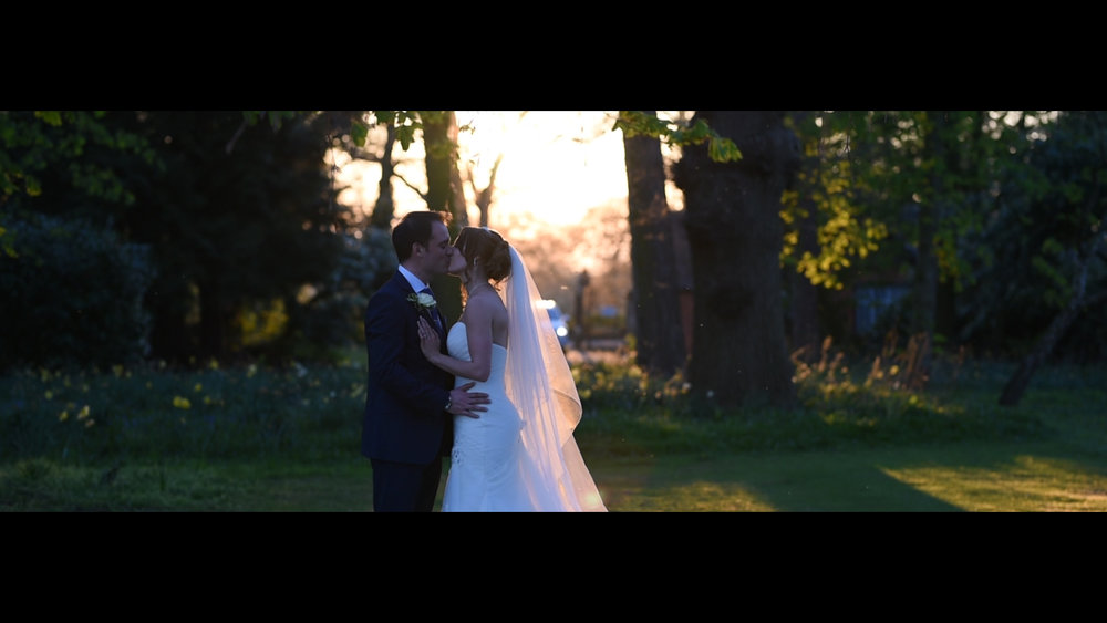 Rookery Hall wedding