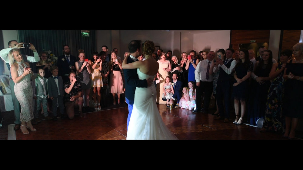 First Dance Rookery Hall