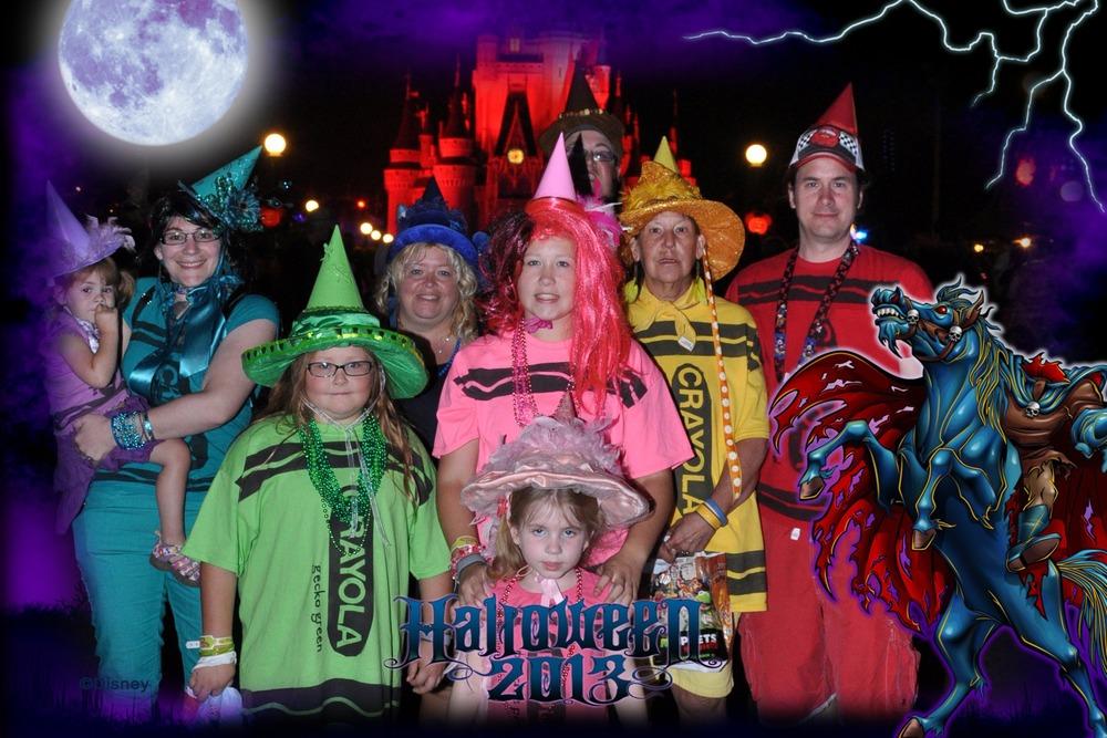 Making Crayon Costumes  sc 1 st  Princess Rants & Making Crayon Costumes u2014 Princess Rants