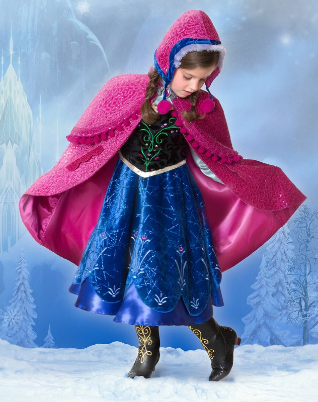 Disney stores sell out of 'frozen' princess elsa dresses.
