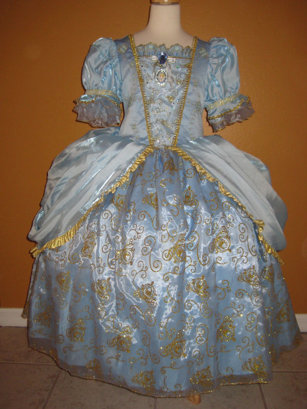 Deluxe Cinderella (unknown date, prior to 2010)