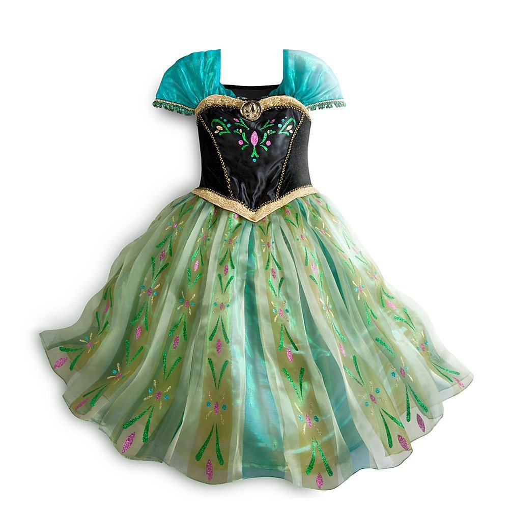 Deluxe Anna coronation gown NOT Limited Edition AND recalled/reissued, 2014 $99 price point