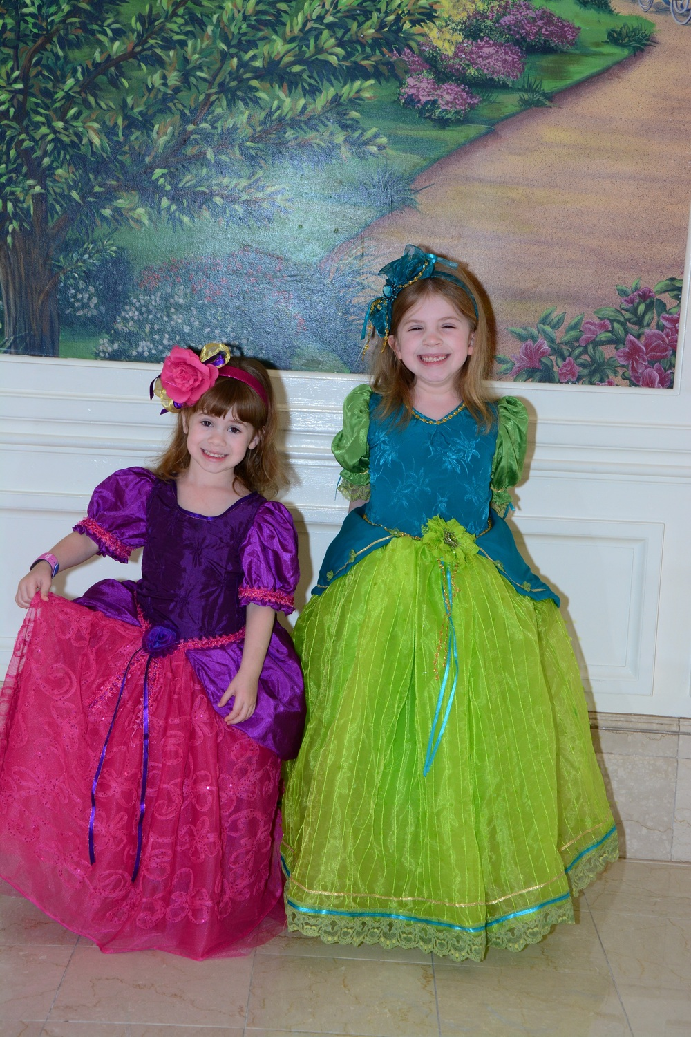 Sewing Project Tremaine Sisters Costumes Princess Rants
