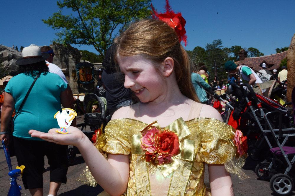 Rapunzel s dress color controversy