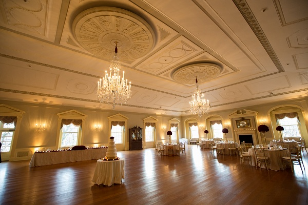 """Lovett Hall at Greenfield Village. This is what I'd had in mind when I heard """"ballroom"""". Except, I thought a Disney ballroom would be even more WOW!"""