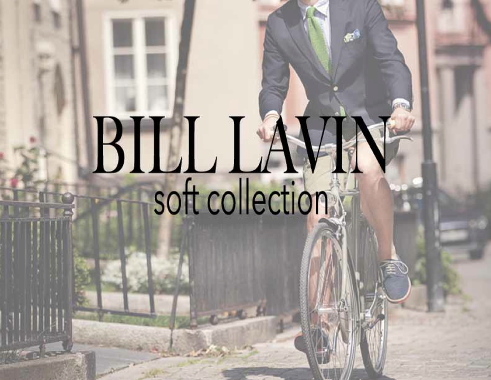 Soft Collection by Bill Lavin FW 14
