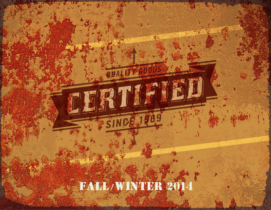 Certified FW 14