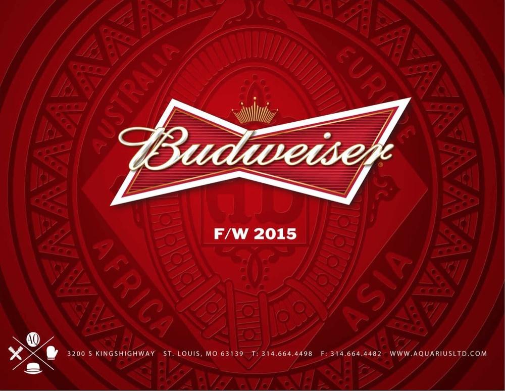 Budweiser FW 15