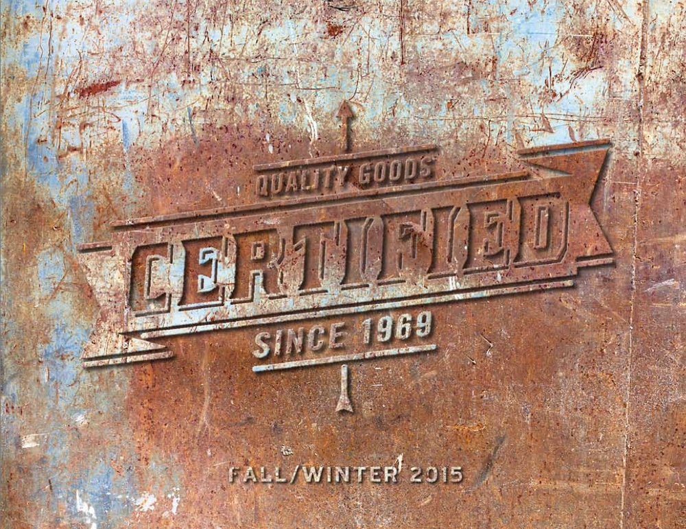Certified FW 15