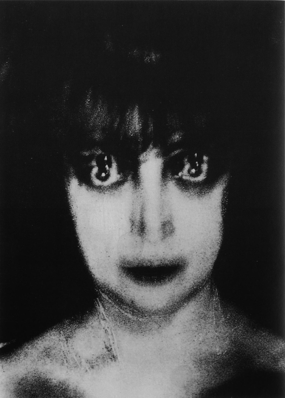 Markiza Casati by Man Ray, 1922