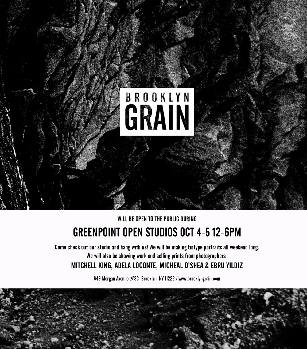 Brooklyn Grain @ Greenpoint Open Studios