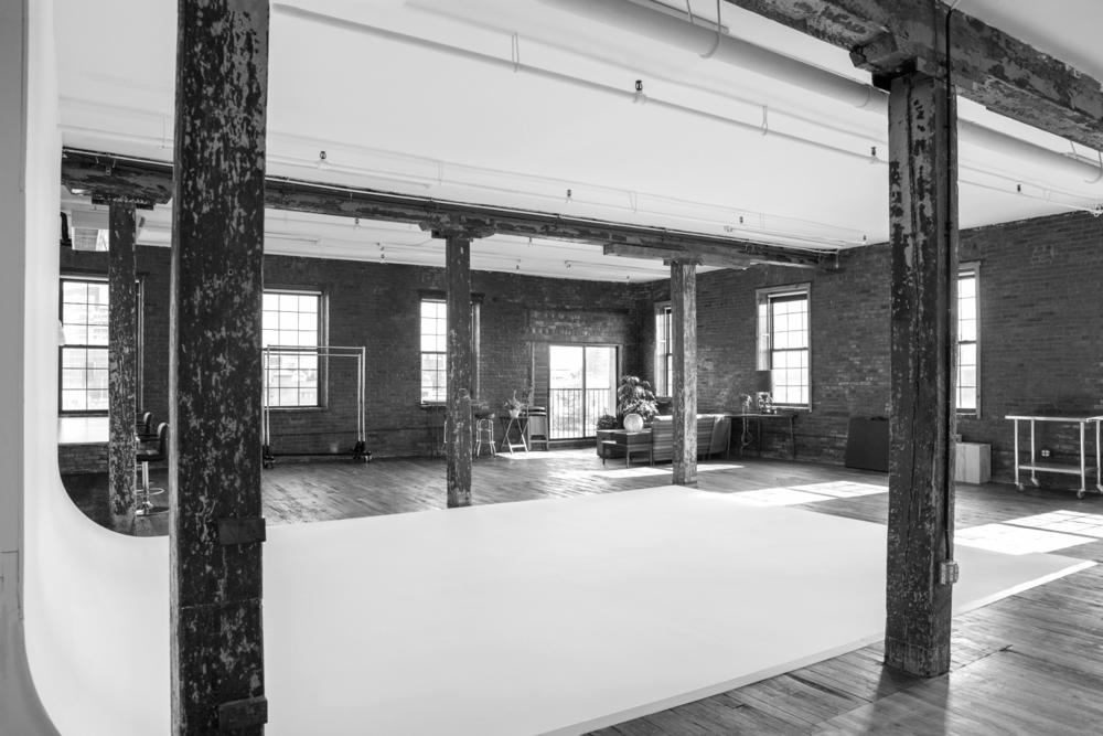Brooklyn Rental Photo Studio - 1500 SQ FT