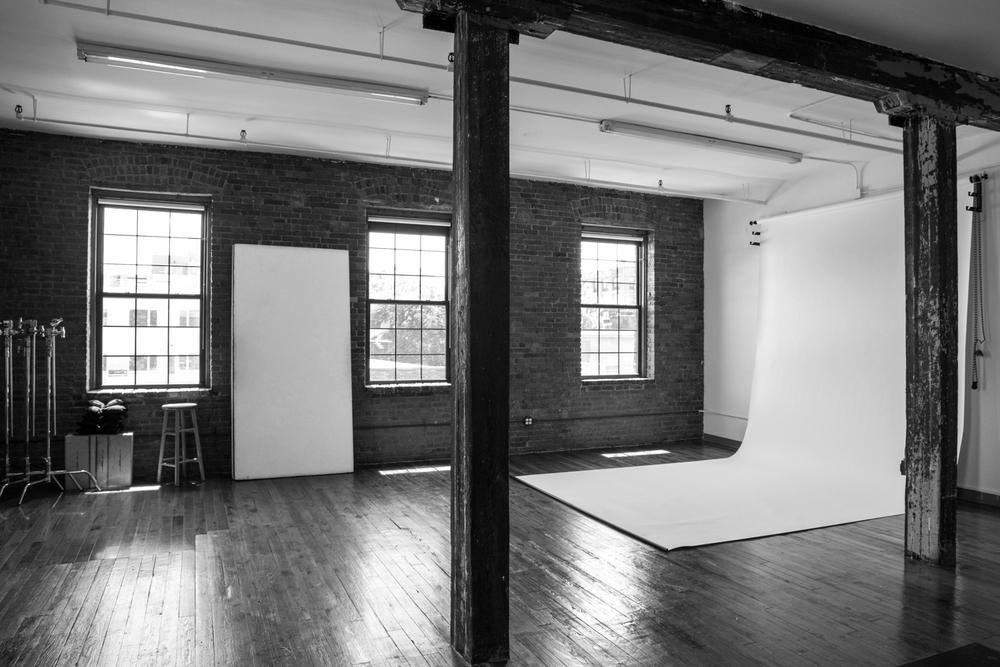 Brooklyn Rental Photo Studio - 750 SQ FT