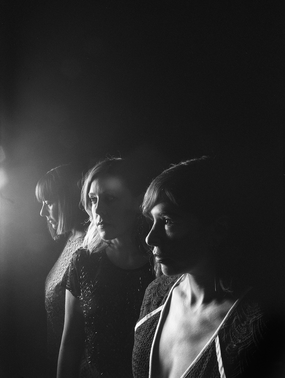 Sleater-Kinney by Ebru Yildiz for Pitchfork