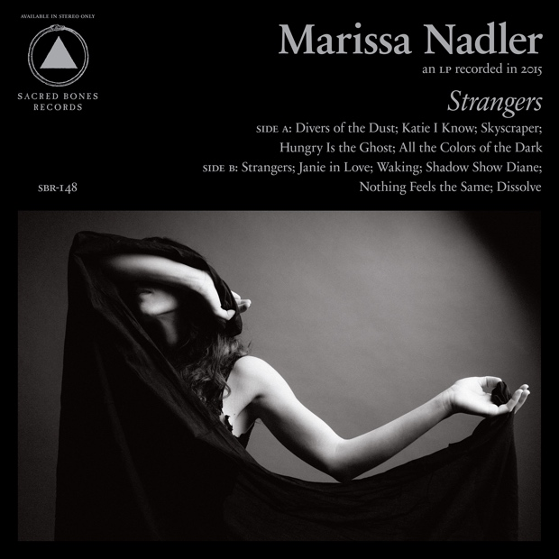 Marissa Nadler LP Cover by Ebru Yildiz