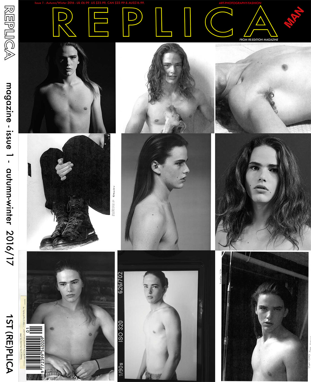 Collier Schorr for Replica Magazine