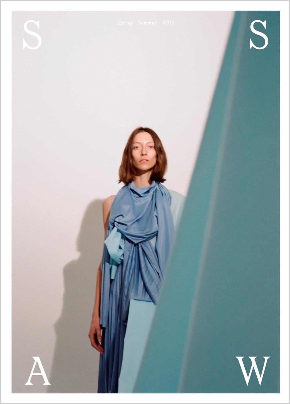 Alana Zimmer by Bibi Cornejo-Borthwick for SSAW Magazine