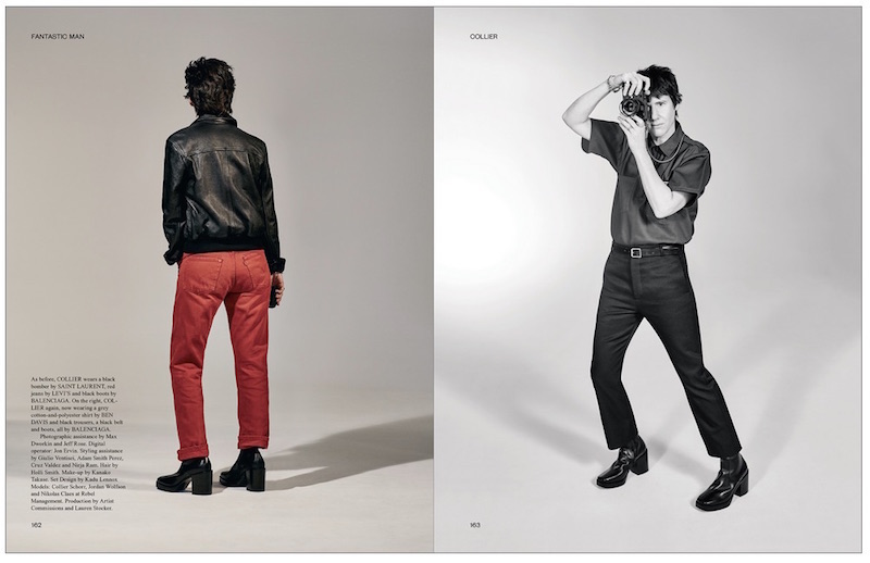Collier Schorr for Fantastic Man