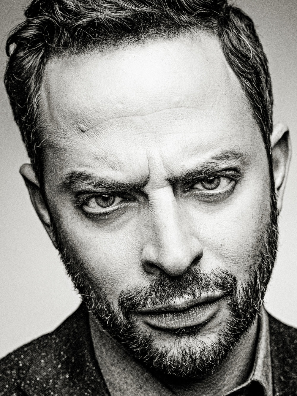 Nick Kroll by Guerin Blask