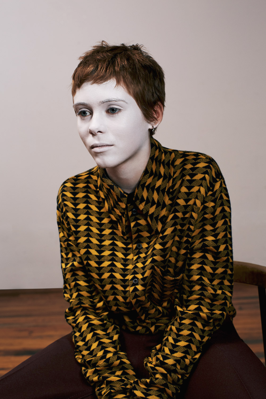 Sophia Lillis by Collier Schorr