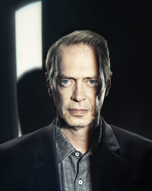 Steve Buscemi photographed by Marco Grob for EMPIRE Magazine