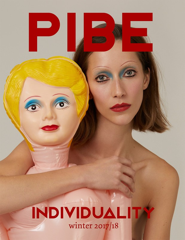 Zoey Grossman for PIBE Magazine