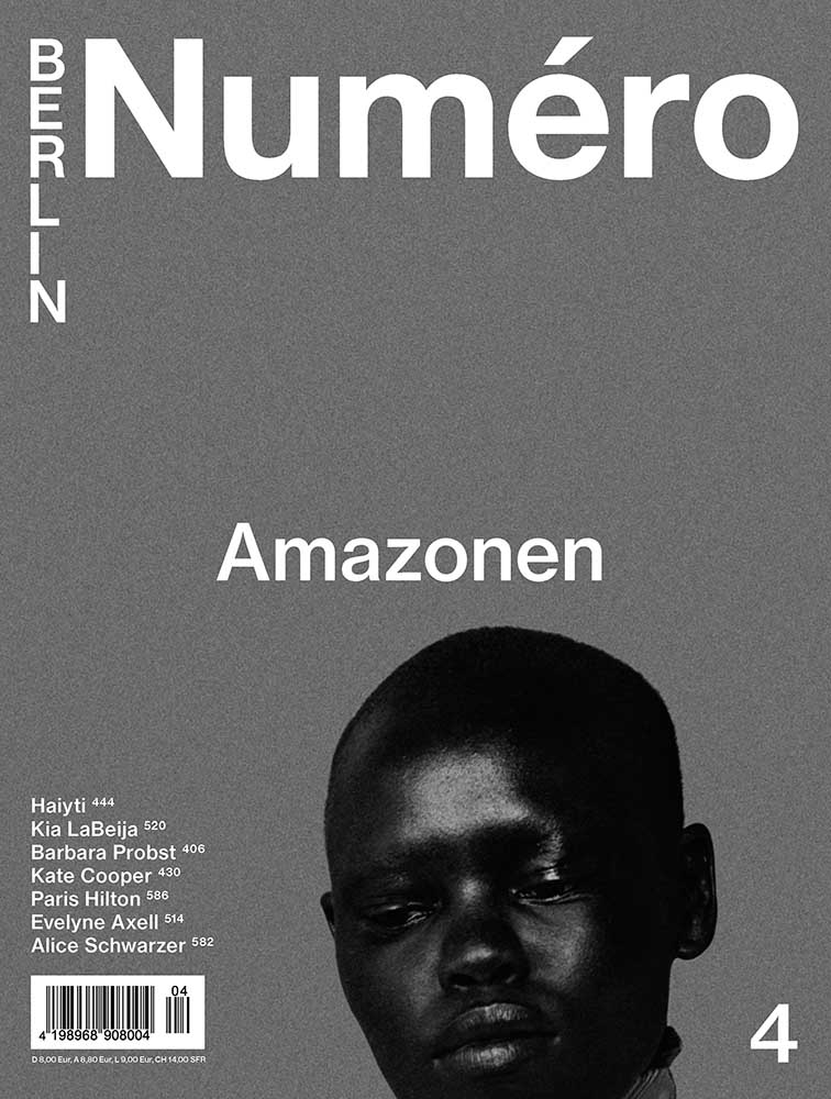 Arcin Sagdic for Numero Berlin.