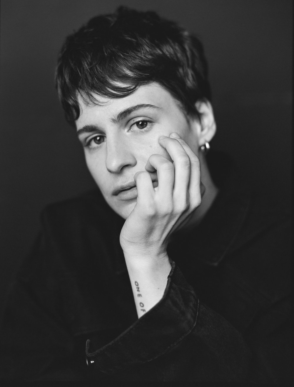 Christine & The Queens Photographed by Heather Hazzan for V Magazine