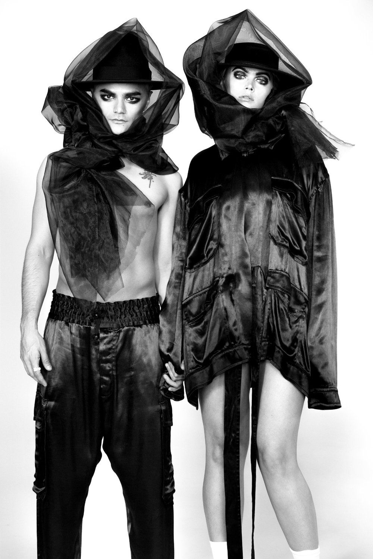 Photographer Rachel Brennecke for FGUK Magazine
