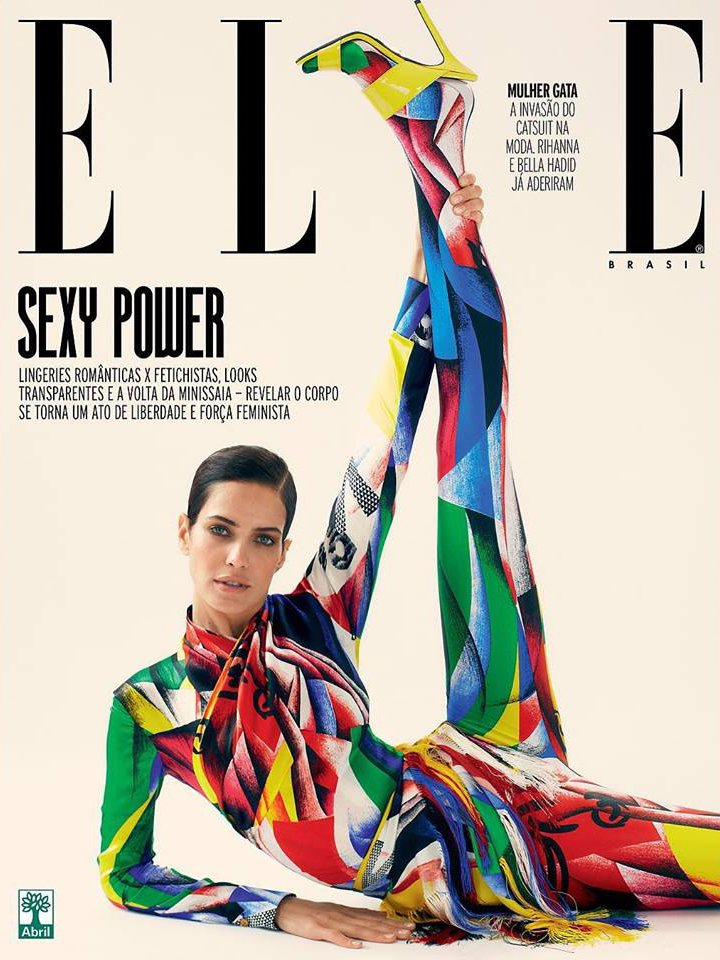 Elle Brasil Cover by Will Vendramini
