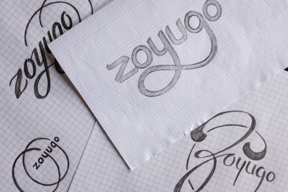 Zoyugo Sketches