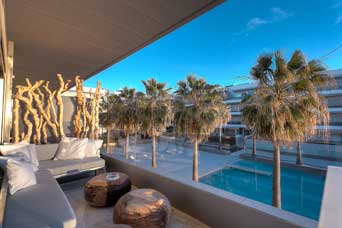Ibiza Royal Beach Crystal - From €3,675 to €8,820 per week