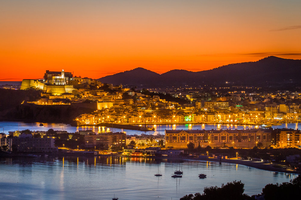 Ibiza town by night.jpg