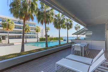 Ibiza Royal Beach Bluebell - From €2,100 to €3,150 per week