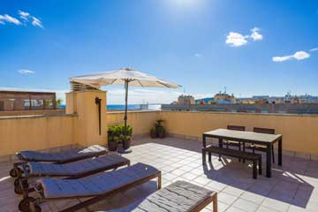 Bossa Azul Sunset Penthouse - From €735 to €2,205 per week
