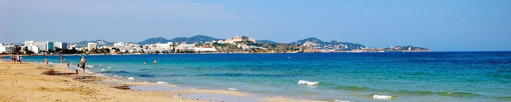 Apartments in Ibiza - luxury apartments to rent on the beautiful Balearic island of Ibiza.