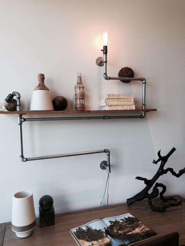 Industrial chic anyone?