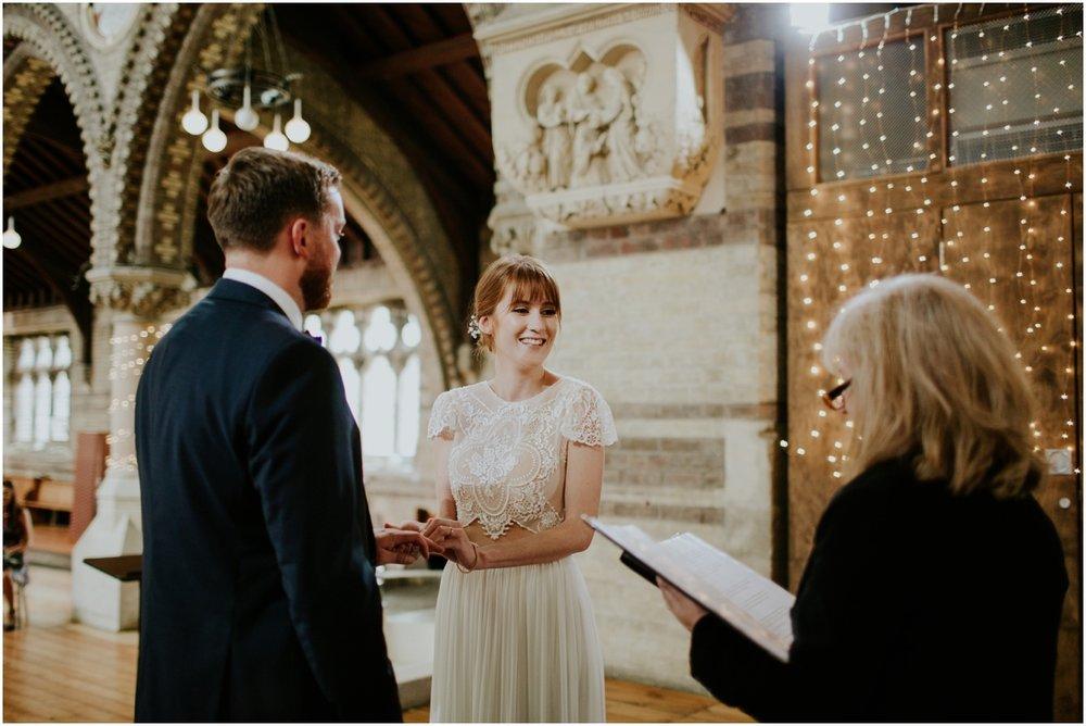 London wedding st stephen's trust26.jpg