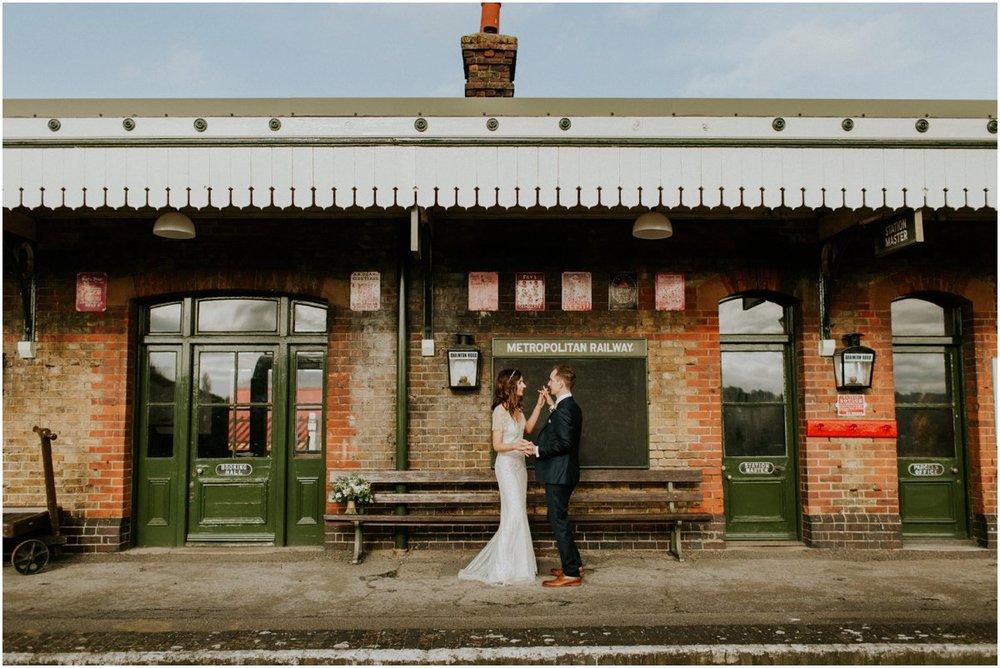 buckingham railway museum wedding photography50.jpg