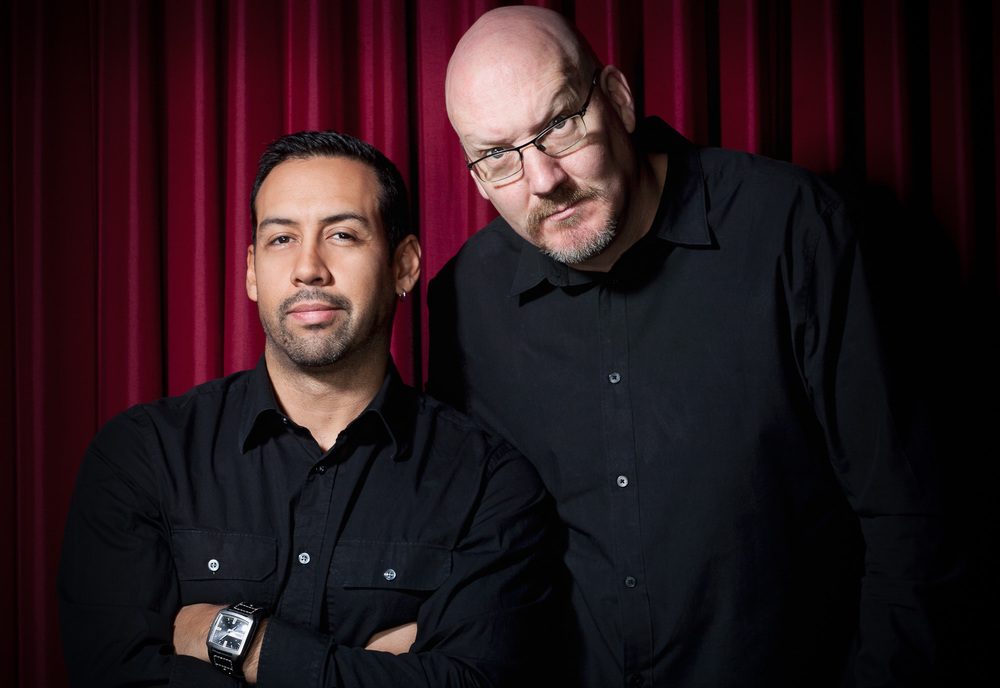 Antonio Sanchez & Scott Colley