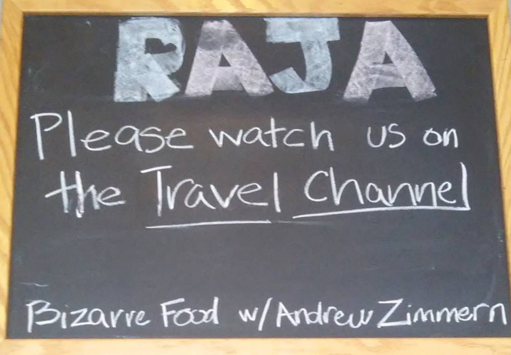 Click the photo to watch the Travel Channel special with Andrew Zimmern.