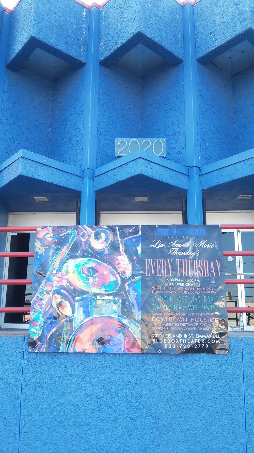 Blue Box Theater - 2020 Leland st.