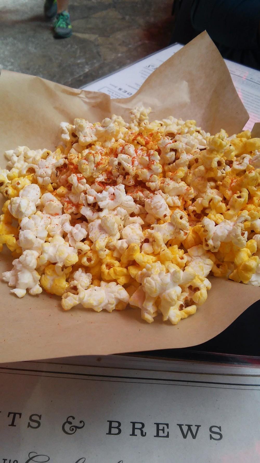 House popcorn