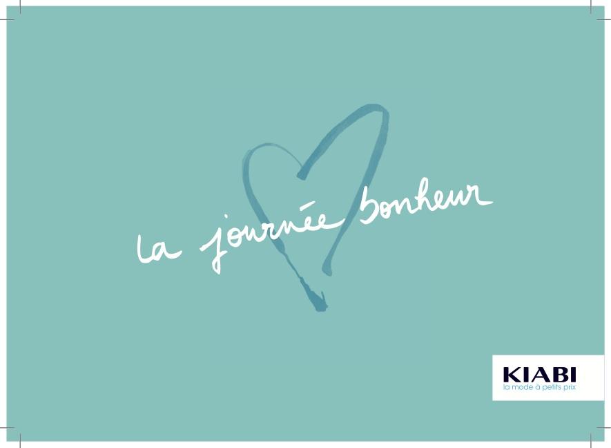 La Journée Bonheur Kiabi
