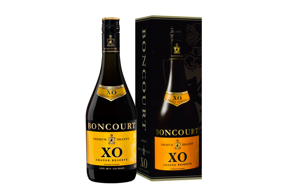 Boncourt XO French Brandy